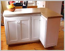 how to build a movable kitchen island movable kitchen island diy home design ideas movable kitchen