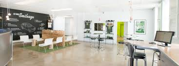 retail and mixed use interior design for green garage