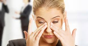 eyes sensitive to light at night burning eyes causes and how to get relief