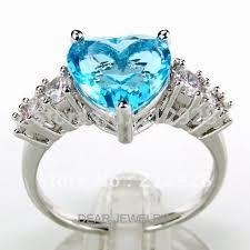 blue wedding rings blue sapphire engagement rings wedding rings in