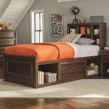 coaster corner bookcase coaster greenough twin bed with bookcase storage dunk u0026 bright