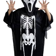 halloween masquerade prom props skull skeleton evil ghost