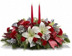 how to make a christmas floral table centerpiece 39 best christmas flowers and centerpiece images on pinterest