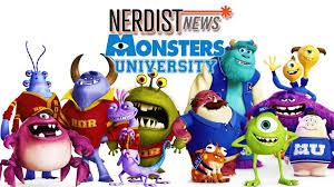 nerdist special u201cmonsters university u201d nerdist