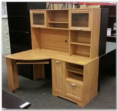 Realspace Magellan Desk Realspace Magellan L Shaped Desk And Hutch Bundle Excellent