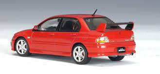 kereta mitsubishi evo sport autoart mitsubishi lancer evo viii red 57181 in 1 43 scale