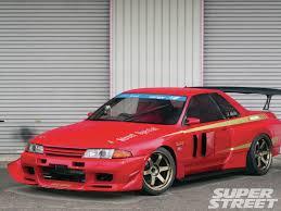 nissan skyline drag race 1993 nissan skyline gt r bnr32 drag me to hell super street