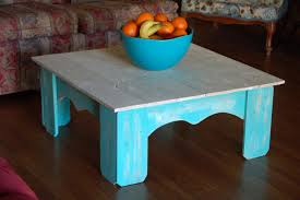 Design Your Own Coffee Table by Distressed Coffee Table Bring To The Interior Of A Piece Of