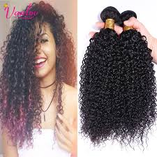 crochet black weave hair 8a braid in bundles hair brazilian hair weave bundles kinky curly