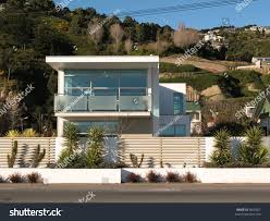 fresh modern house bauhaus elements stock photo 4876657 shutterstock