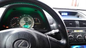 lexus is300 shift knob arduino shift light completed is300