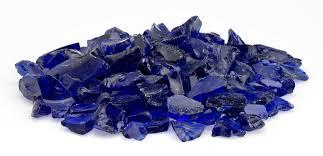 glass rocks for fire pit dark blue medium fire pit glass