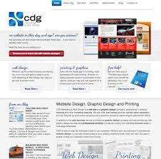 design home page online small business web design u0026 printing by cdg chesapeake virginia