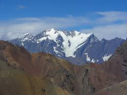 nevado juncal climb in andes range 12 day trip ifmga uiagm guide