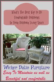 Rolston Wicker Patio Furniture - wicker patio furniture sets weatherproof outdoor living in style