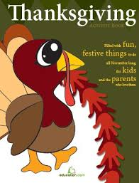 Free Thanksgiving Quotes Fun Free Thanksgiving Activity Book For Kids Parents And Families