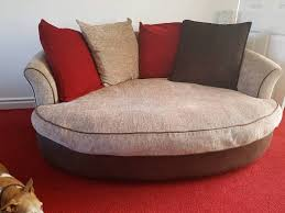 Oval Sofa Bed 3 Seater Sofa And 2 Seater Oval Sofa In Hartlepool County