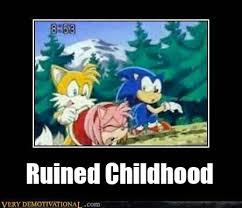 Childhood Meme - image 465783 ruined childhood know your meme