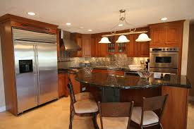 Renovating Kitchens Ideas by Kitchen Small Kitchen Design With Breakfast Bar Drinkware