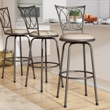 Bar Stool Sets Of 3 Set Of Three Bar Stools Wayfair
