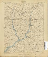 Md County Map Maryland Historical Topographic Maps Perry Castañeda Map
