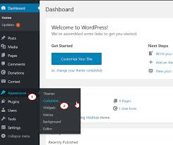 wordpress blogging themes how to set up and display the