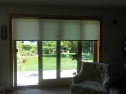 Enclosed Blinds For Sliding Glass Doors Door Shade U0026 Norman French Door Shades Decoflex