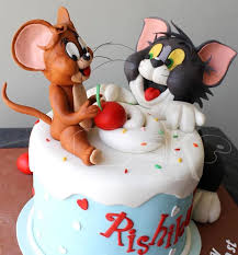 24 tom jerry cakes images tom jerry