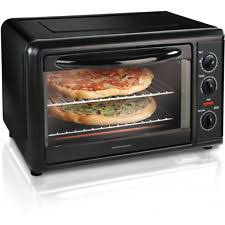Toaster Oven With Auto Slide Out Rack With Auto Shut Off Toaster Ovens Ebay