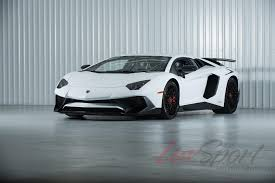 used lamborghini 2016 lamborghini aventador sv lp 750 4 sv stock 2016101 for sale