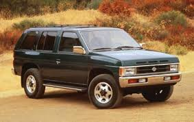 nissan pathfinder used review 1995 nissan pathfinder information and photos zombiedrive