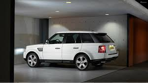 range rover pink wallpaper side pose of 2010 range rover sport in white wallpaper