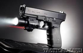 best laser light for glock 17 glock 21 gen4 45 acp pistol gun review