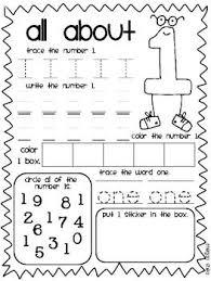 best 25 numbers kindergarten ideas on pinterest kindergarten