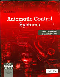 automatic control systems 9 edition buy automatic control