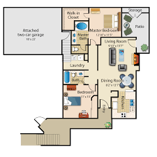 Condominium Plans Evening Creek Condominium Rentals Availability Floor Plans