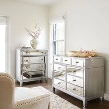 brazia mirrored bedroom furniture dressers armoires bedroom furniture pier 1 imports