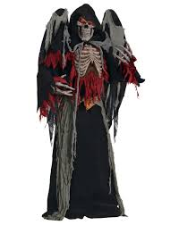 spirit halloween store winged reaper mens costume u2013 spirit halloween halloween