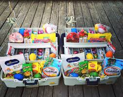 Easter Basket Decorating Ideas Pinterest by Great Idea For Older Boys Who No Longer Want To Carry Around