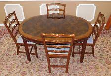 Drexel Dining Room Furniture with Drexel Heritage Dining Set Ebay