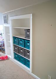 milk crate shelves hallway toy storage makeover averie lane hallway toy storage