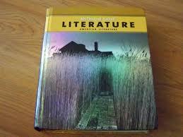 mcdougal littell american literature 11th grade textbook text book