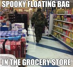 Convenience Store Meme - pro tip woodland camo only works in the woods shocking i know