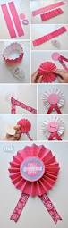 step by step make your own medal perfect for mothers day or