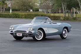 1961 chevy corvette 1961 chevrolet corvette 283 315 convertible 194924