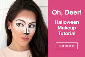 8 Makeup Tutorials That Will Transform Your Face For Halloween by Cosmetics Walgreens