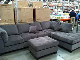 Sectional Sofa With Double Chaise Latest Trend Of Gray Sectional Sofa Costco 20 On Sofa Sectionals