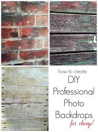 cheap backdrops how to create professional photo backdrops my craftily after