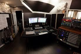 Home Studio Mixing Desk by Argosy Console Studio Furniture