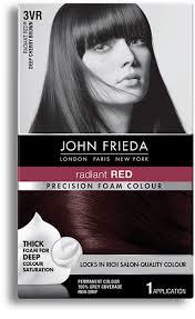 rich cherry hair colour cherry brown hair color 3vr john frieda